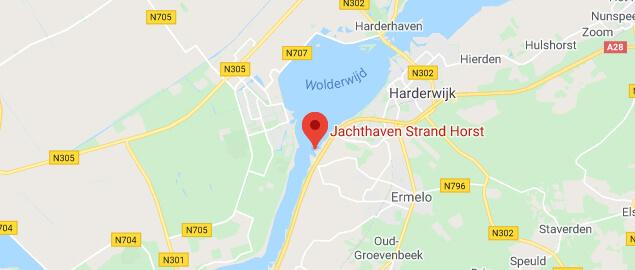 Jachthaven Strand Horst Ermelo