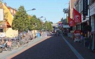 Het centrum van Ermelo