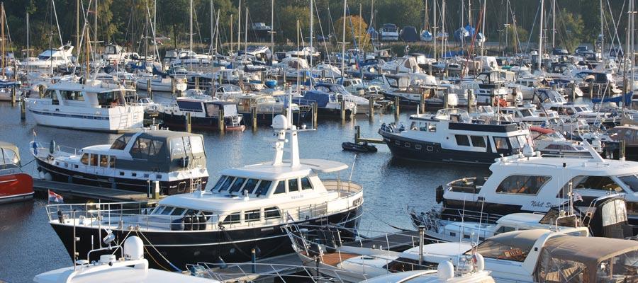 Jachthaven Strand Horst in Ermelo de perfecte plek voor een ligplaats voor uw boot