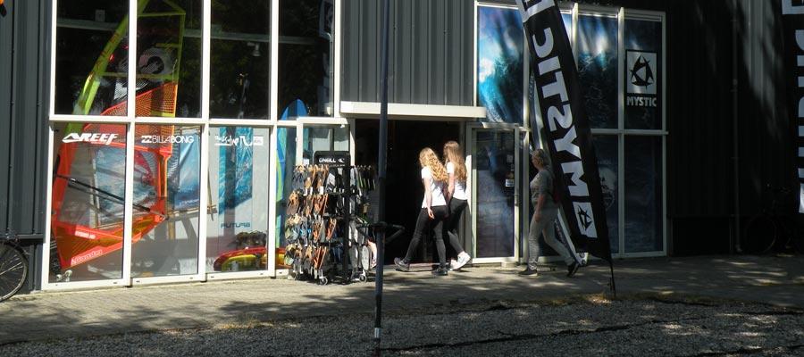 Jachthaven Strand Horst biedt tal van voorzieningen